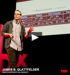 TED Talk mit James B. Glattfelder