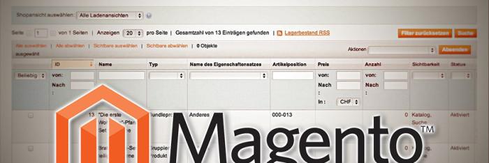 Magento-Editionen im Vergleich