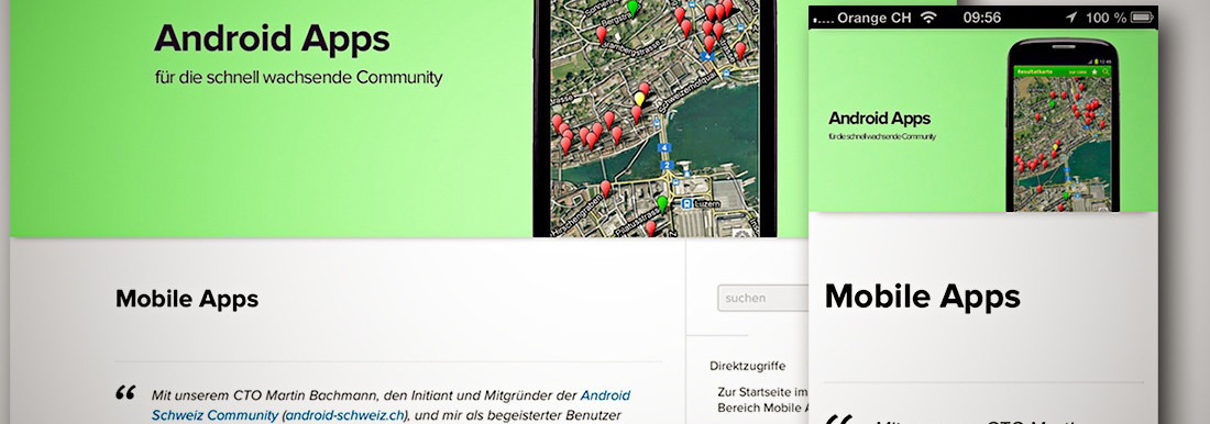 Mobile SEO: für ein solides Google Ranking querdurch essentiell